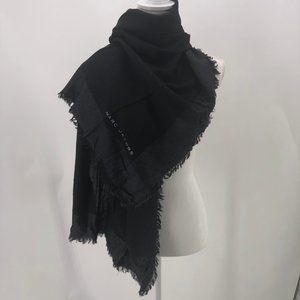 Marc Jacobs Neiman Marcus for Target Black Scarf